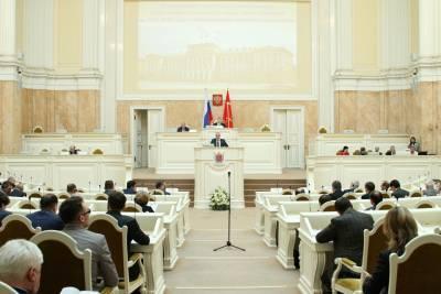 Сведения о годовом доходе депутатов опубликованы на сайте петербургского ЗакСа