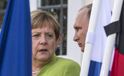 Die Welt (Германия): последняя дуэль Меркель и Путина