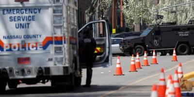 Разыскивает полиция. В Нью-Йорке неизвестный открыл стрельбу по посетителям супермаркета, один человек убит