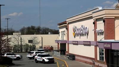 Полиция Нью-Йорка задержала подозреваемого в стрельбе в супермаркете