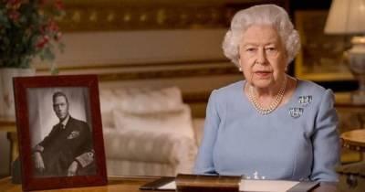 Елизавета II впервые обратилась к народу после смерти принца Филиппа (фото)