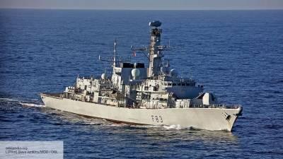 Sohu: Британия опозорилась перед Россией в Черном море