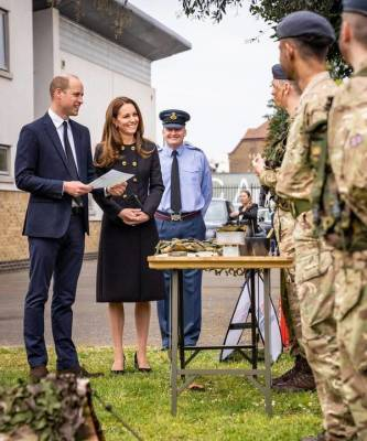 Кейт Миддлтон нашла самый трогательный способ почтить память принца Филиппа