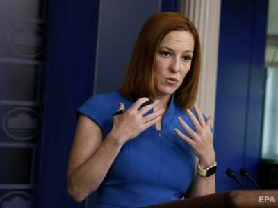 В США не исключили введения новых санкций против РФ