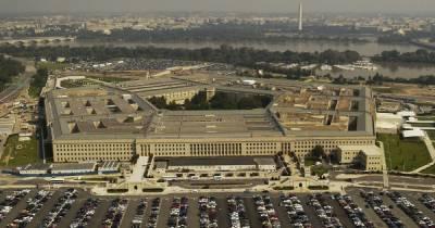 В Пентагоне назвали климатический кризис угрозой для национальной безопасности США