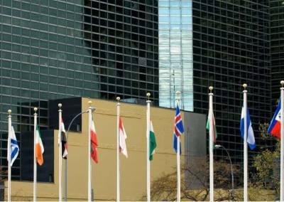 В ООН призывают создать международную коалицию по борьбе с климатическими изменениями и мира