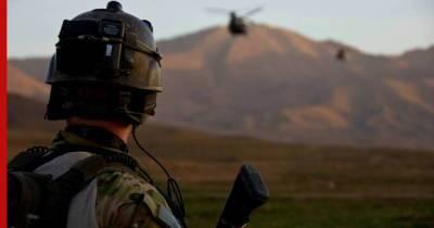 США направили в Афганистан бомбардировщики для защиты своих войск