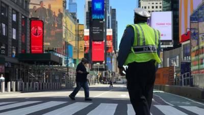 NY Post сообщил о резком сокращении штата полиции Нью-Йорка в 2020 году