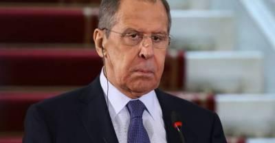 Лавров заявил о готовности России на новые меры против США