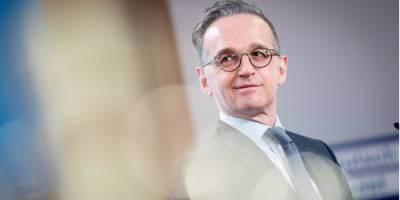 Глава МИД Германии: Мы выступаем против ужесточения санкций против России