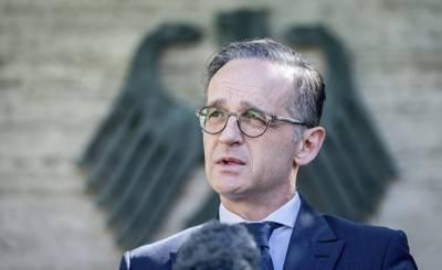 Главред: в МИД Германии выступают за диалог с Москвой и против ужесточения санкций