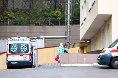 COVID в Киеве 26.04.21: Названо число умерших
