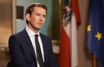 Канцлер Австрии назвал вредными новые санкции против России