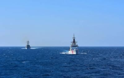 США отправили катер береговой охраны в Черное море
