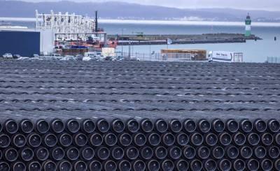 Atlantic Council (США): в Вашингтоне продолжается битва за путинский газопровод