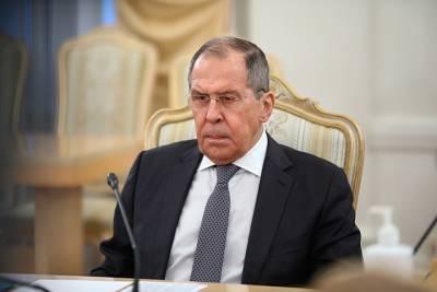 Лавров рассказал, что Россия предлагала США «обнулить» дипломатический конфликт