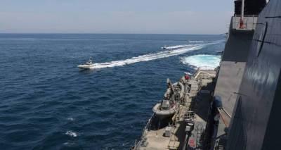 Корабль США находится в Черном море для поддержки союзников и партнеров - военные