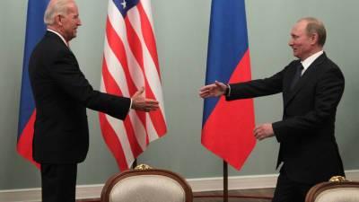 В Госдепе подтвердили обсуждение будущей встречи Путина с Байденом