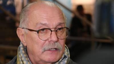 Никита Михалков озвучил плюсы санкций против России для кинематографа