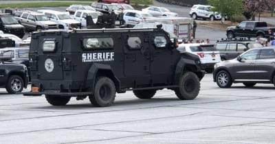 В США в результате 14-часовой перестрелки погибли двое полицейских и трое гражданских