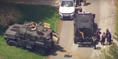 Стрельба в Северной Каролине, США, 29.04.2021 - Видео и данные о погибших - ТЕЛЕГРАФ