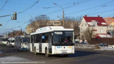 Губернатор заявил о недопустимости увеличения стоимости проезда в общественном транспорте Рязани