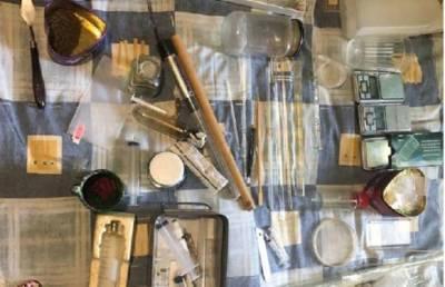 В Киеве провели масштабную спецоперацию по разоблачению наркоторговцев