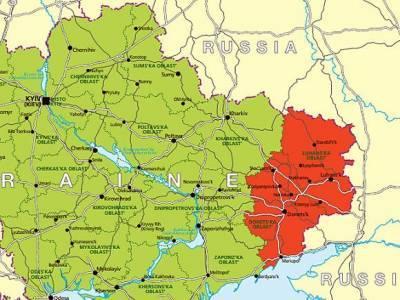 Украина напомнила НАТО, что после «развязывания Россией войны» в Донбассе «ВСУ стали настоящим щитом Европы»