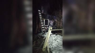 Два человека погибли при пожаре в подмосковном Орехово-Зуево