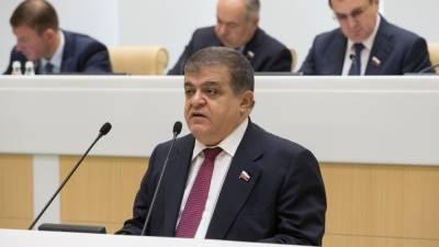 Член Совфеда РФ Джабаров рассказал, как Украина признала Крым российским