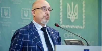 Резников о начале широкомасштабных военных действий на востоке Украины: Шансы минимальны