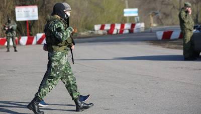 В ДНР заявили, что Киев ждет разрешения США для начала конфликта в Донбассе