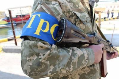 На юге Украины проводят сборы военных: формируют подразделения теробороны