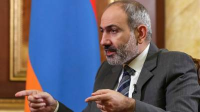 Пашинян назвал отношения с РФ приоритетом руководства Армении