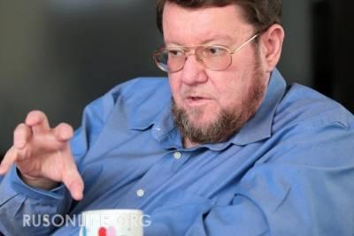Сатановский: Принудить Украину к миру отработанными в Сирии методами