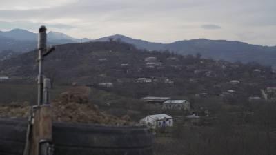 Путин заявил об актуальности проблемы нормализации ситуации в Нагорном Карабахе