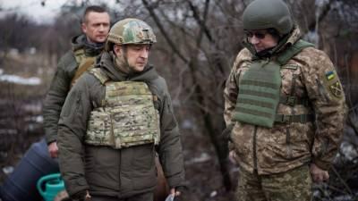 Владимир Зеленский 8 апреля посетит Донбасс