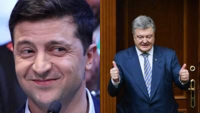 Политолог Корнейчук назвал Зеленского преемником Порошенко «по всем статьям»