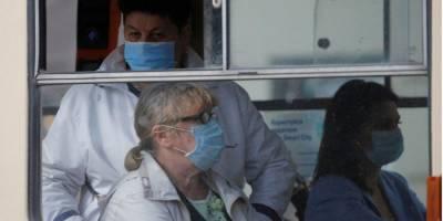Украина второй день лидирует в Европе по числу новых заболевших коронавирусом