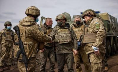 Корреспондент (Украина): в РФ заявили о вынужденной защите жителей Донбасса