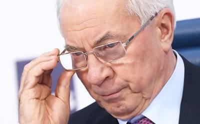 Экс-премьер Украины: при Зеленском никакого мира не будет