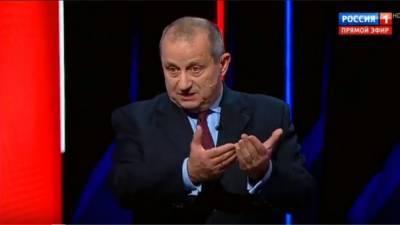 Кедми: идея Зеленского о завершении войны в Донбассе с помощью НАТО является «дикой»