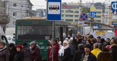 В Калининграде на майские праздники изменят схему движения общественного транспорта