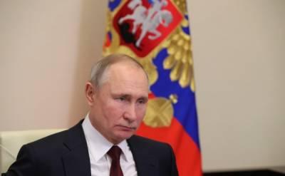 Путин внес в ГД проект о денонсации Договора по открытому небу