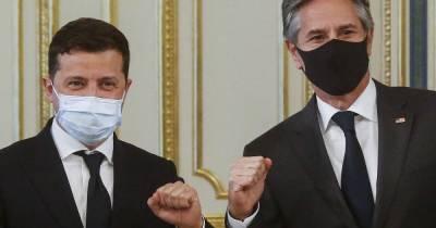 Эксперты рассказали, как украинская власть может отреагировать на визит Блинкена в Киев