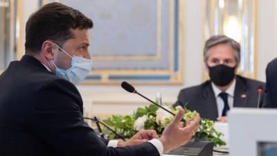 Американцы назвали положительным для России визит Блинкена в Киев