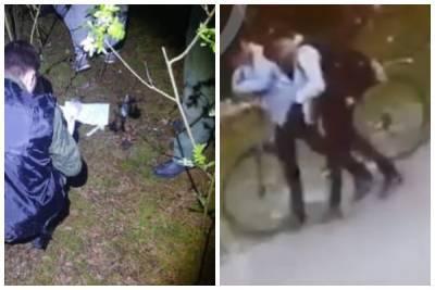 Расправа над 12-летней Настей: камеры засняли душегуба и последние секунды жизни девочки