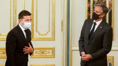 National Review: Визит Блинкена в Киев разочаровал Украину и привел в восторг Россию
