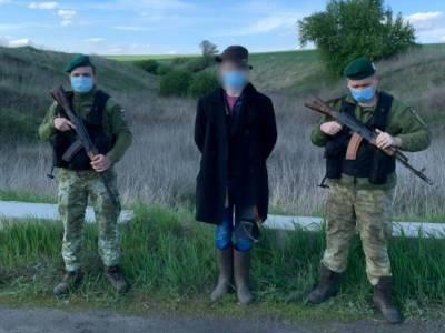"""Подросток из РФ пытался незаконно попасть в Украину """"в поисках лучшей жизни"""" – ГПСУ"""