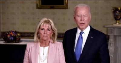 США работает над прекращением конфликта между Израилем и Палестиной, - Байден (видео)